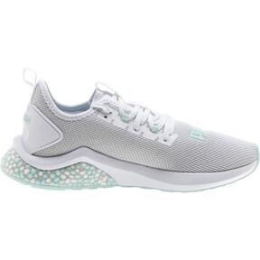 Thumbnail 4 of HYBRID NX Women's Running Shoes, Puma White-Fair Aqua, medium
