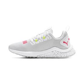 Miniatura 1 de Zapatos para correr HYBRID NX para mujer, Puma White-Pink Alert, mediano