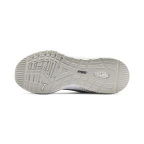 Miniatura 5 de Zapatos para correr HYBRID NX para mujer, Puma White-Pink Alert, mediano