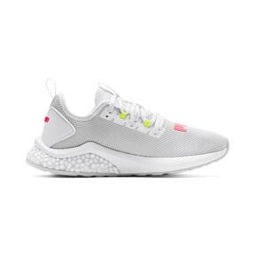 Miniatura 6 de Zapatos para correr HYBRID NX para mujer, Puma White-Pink Alert, mediano