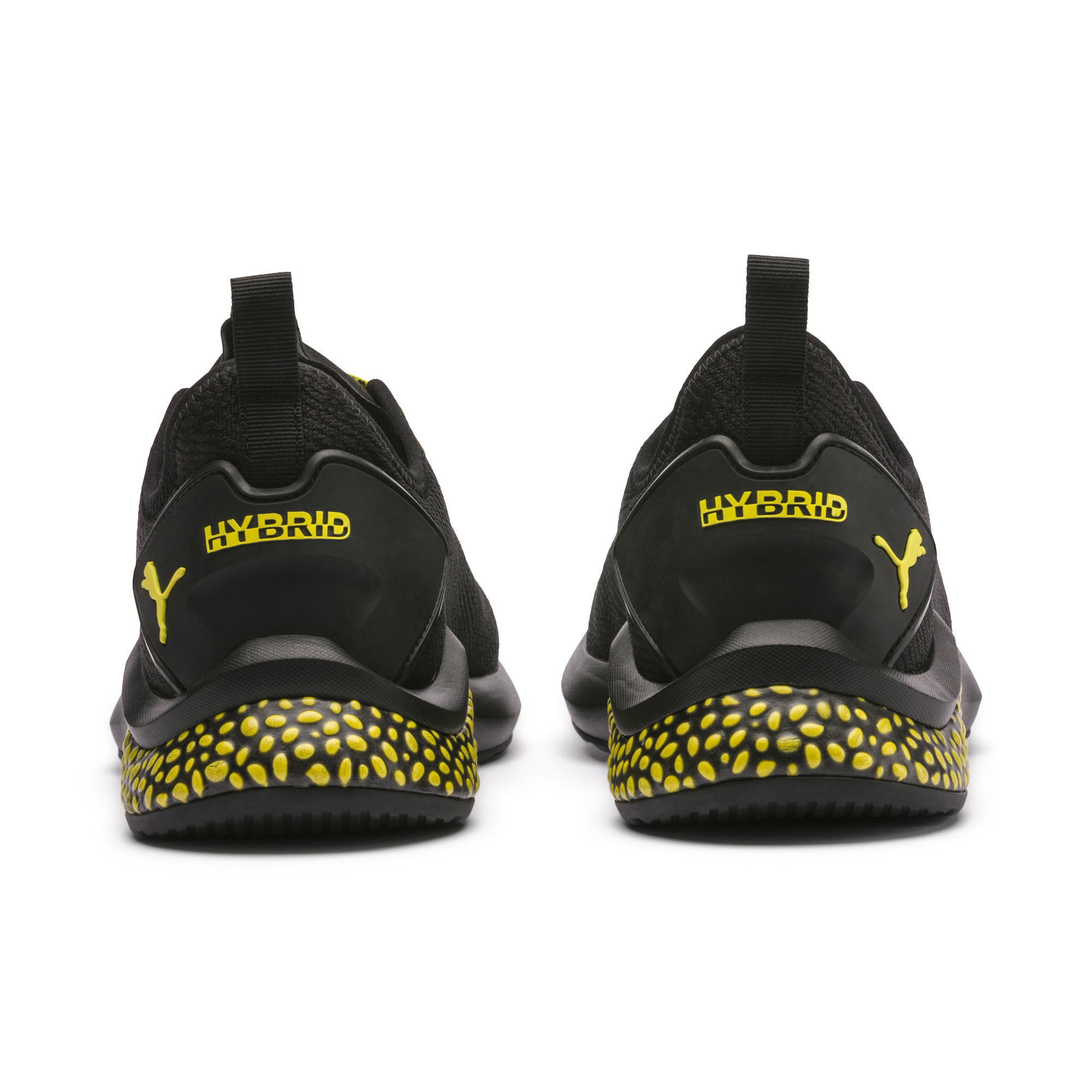 Image Puma HYBRID NX Caution Men's Running Shoes #3