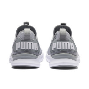 Thumbnail 4 of IGNITE Flash Summer Slip Women's Training Shoes, Quarry-Puma White, medium