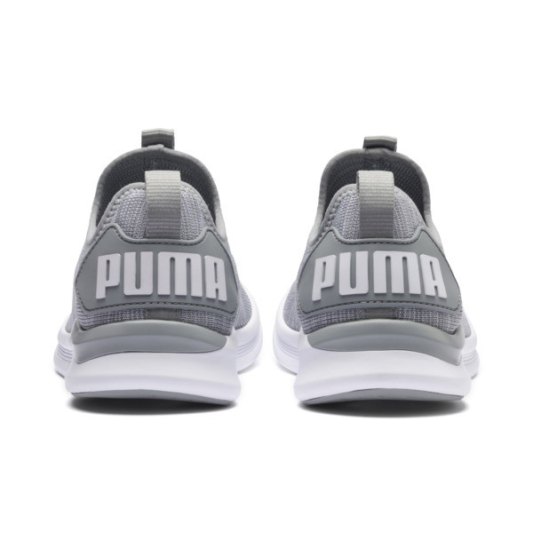 IGNITE Flash Summer Slip Women's Training Shoes, Quarry-Puma White, large