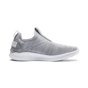 Thumbnail 5 of IGNITE Flash Summer Slip Women's Training Shoes, Quarry-Puma White, medium