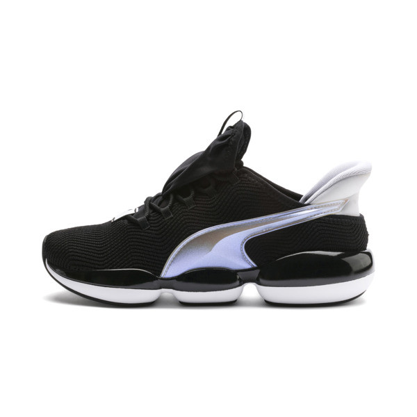 Mode XT Iridescent Trailblazer Women's Trainers, Puma Black-Puma White, large