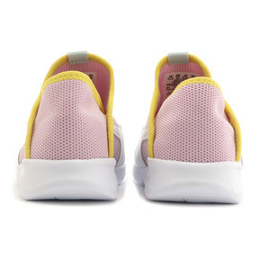 Thumbnail 3 of キッズ プーマ バオ 3 ソック PS (17-21cm), Pale Pink-White-Blazi Yellow, medium-JPN