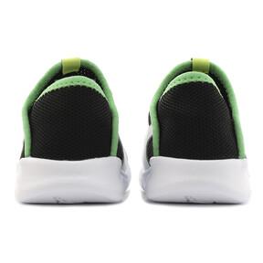 Thumbnail 3 of ベビー プーマ バオ 3 ソック (12-16cm), Black-White-Irish Green, medium-JPN