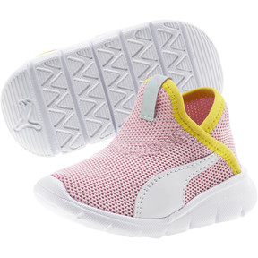 Thumbnail 2 of Puma Bao 3 Sock Inf, Pale Pink-Puma White-, medium