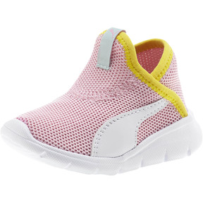 Thumbnail 1 of Puma Bao 3 Sock Inf, Pale Pink-Puma White-, medium