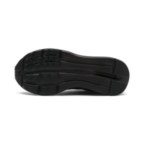 Thumbnail 3 of Enzo Weave Kids' Running Shoes, Puma Black-Puma Silver, medium