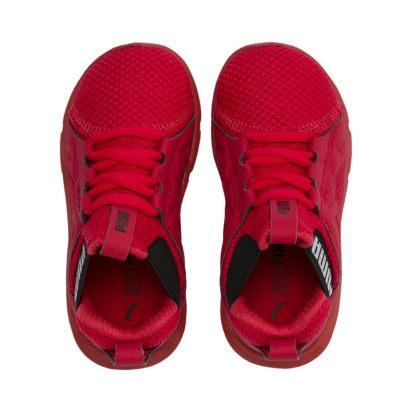 ベビー エンゾ ウィーブ AC (12-16cm), High Risk Red-Puma Black, large-JPN