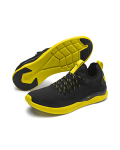 Image Puma Ignite Flash Caution evoKnit Men's Running Shoes