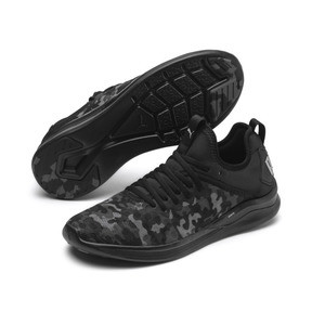 Thumbnail 2 of IGNITE Flash Camouflage Men's Running Shoes, Black-Asphalt-Quarry, medium