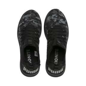 Thumbnail 6 of IGNITE Flash Camouflage Men's Running Shoes, Black-Asphalt-Quarry, medium