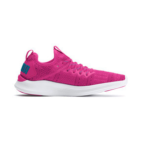 Thumbnail 5 of IGNITE Flash Iridescent Trailblazer Women's Running Shoes, Fuchsia Purple-Caribbean Sea, medium