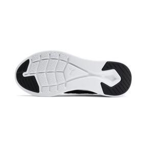 Thumbnail 3 of IGNITE Flash Iridescent Trailblazer Women's Running Shoes, Puma Black-Puma White, medium