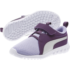 Thumbnail 2 of Carson 2 Metallic AC Little Kids' Shoes, Sweet Lavender-Indigo, medium