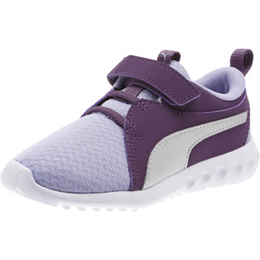 Thumbnail 1 of Carson 2 Metallic AC Little Kids' Shoes, Sweet Lavender-Indigo, medium