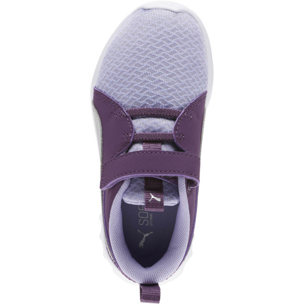 Carson 2 Metallic AC Little Kids' Shoes, Sweet Lavender-Indigo, large