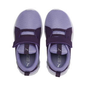 Thumbnail 6 of Carson 2 Metallic AC Little Kids' Shoes, Sweet Lavender-Indigo, medium