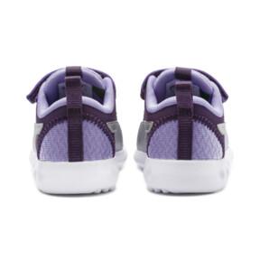 Thumbnail 4 of Carson 2 Metallic Toddler Shoes, Sweet Lavender-Indigo, medium