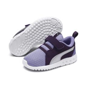 Thumbnail 2 of Carson 2 Metallic Toddler Shoes, Sweet Lavender-Indigo, medium