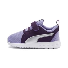 Thumbnail 1 of Carson 2 Metallic Toddler Shoes, Sweet Lavender-Indigo, medium