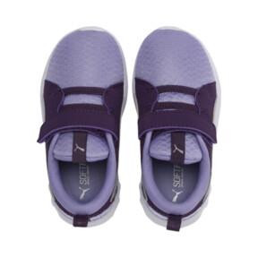 Thumbnail 6 of Carson 2 Metallic Toddler Shoes, Sweet Lavender-Indigo, medium