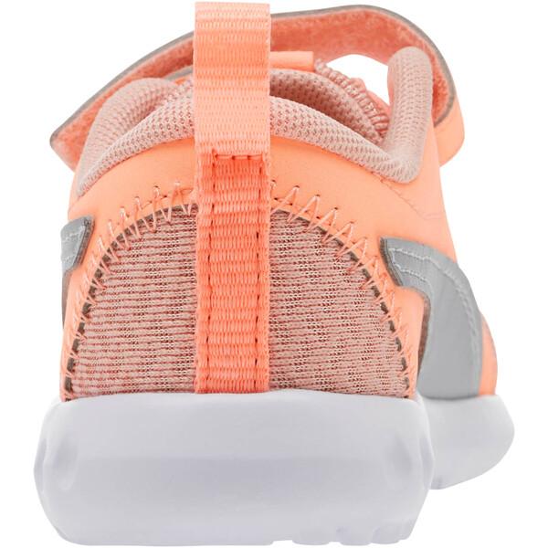 Carson 2 Metallic Toddler Shoes, Peach Bud-Bright Peach-White, large