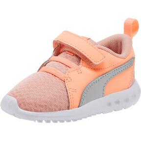 Thumbnail 1 of Carson 2 Metallic Toddler Shoes, Peach Bud-Bright Peach-White, medium