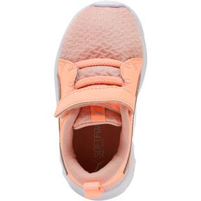 Thumbnail 5 of Carson 2 Metallic Toddler Shoes, Peach Bud-Bright Peach-White, medium