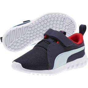 Thumbnail 2 of Carson 2 Casual AC Sneakers PS, Peacoat-Light Sky-Red, medium