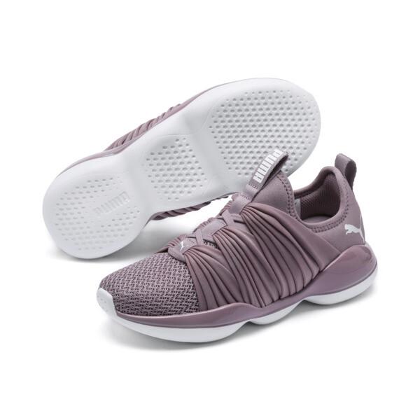 8fec5ca3647 Flourish Women's Training Shoes | Elderberry-Puma White | PUMA ...