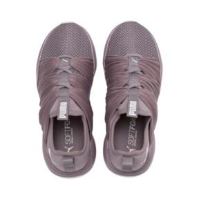 Thumbnail 6 of Flourish Women's Training Shoes, Elderberry-Puma White, medium