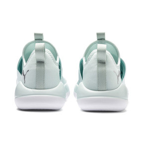 Thumbnail 4 of Flourish Cosmic Women's Training Shoes, Fair Aqua-Puma White, medium