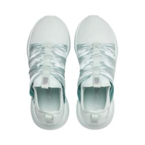 Thumbnail 6 of Flourish Cosmic Women's Training Shoes, Fair Aqua-Puma White, medium