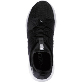 Thumbnail 5 of Flourish Stellar Women's Training Shoes, Puma Black-Puma White, medium