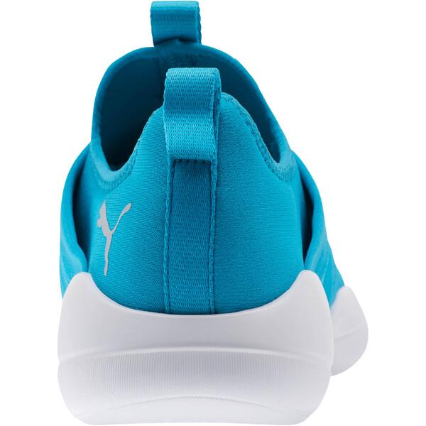 Flourish Stellar Women's Training Shoes, Caribbean Sea-Puma White, large