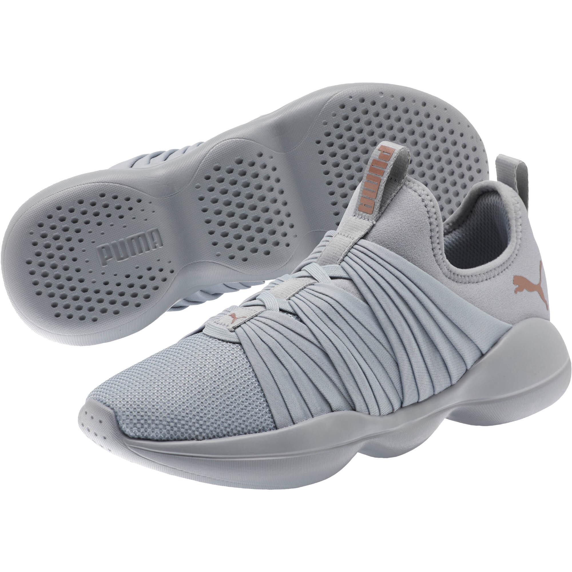 2acd5711f48 PUMA Flourish Stellar Women's Training Shoes Girls Shoe Running | eBay
