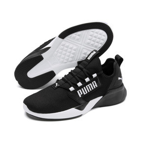 Thumbnail 2 of Retaliate Men's Training Shoes, Puma Black-Puma White, medium