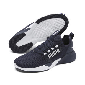 Thumbnail 2 of Retaliate Men's Training Shoes, Peacoat-Puma White, medium