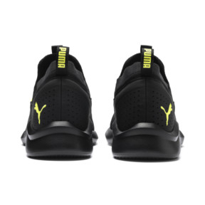 Thumbnail 4 of Emergence Future Men's Training Shoes, Black-Charcoal-Yellow, medium