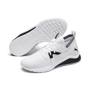 Miniatura 2 de Zapatos de entrenamiento Emergence Future para hombre, Puma White-Puma Black, mediano