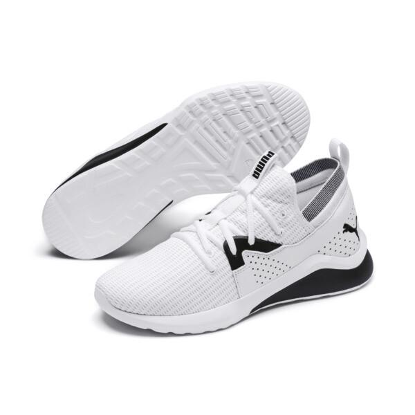 Zapatos de entrenamiento Emergence Future para hombre, Puma White-Puma Black, grande
