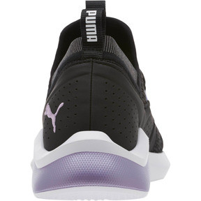 Thumbnail 4 of Emergence Cosmic Women's Sneakers, Puma Black-Sweet Lavender, medium