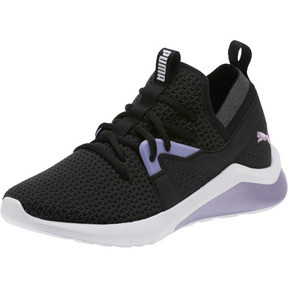 Thumbnail 1 of Emergence Cosmic Women's Sneakers, Puma Black-Sweet Lavender, medium