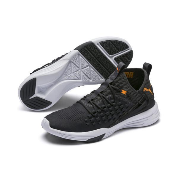 Mantra Daylight Men's Training Shoes, Asphalt-Puma White, large