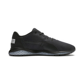 Thumbnail 5 of Cell Ultimate Point Knitted Men's Running Shoes, Puma Black-Puma White, medium