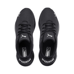 Thumbnail 6 of Cell Ultimate Point Knitted Men's Running Shoes, Puma Black-Puma White, medium