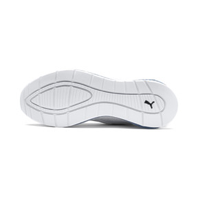Thumbnail 4 of Cell Ultimate Point Knitted Men's Running Shoes, Puma White-Glacier Gray, medium